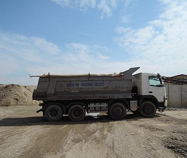 Transport de beton in Cluj Napoca